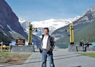 ▲2007年 @Banff
