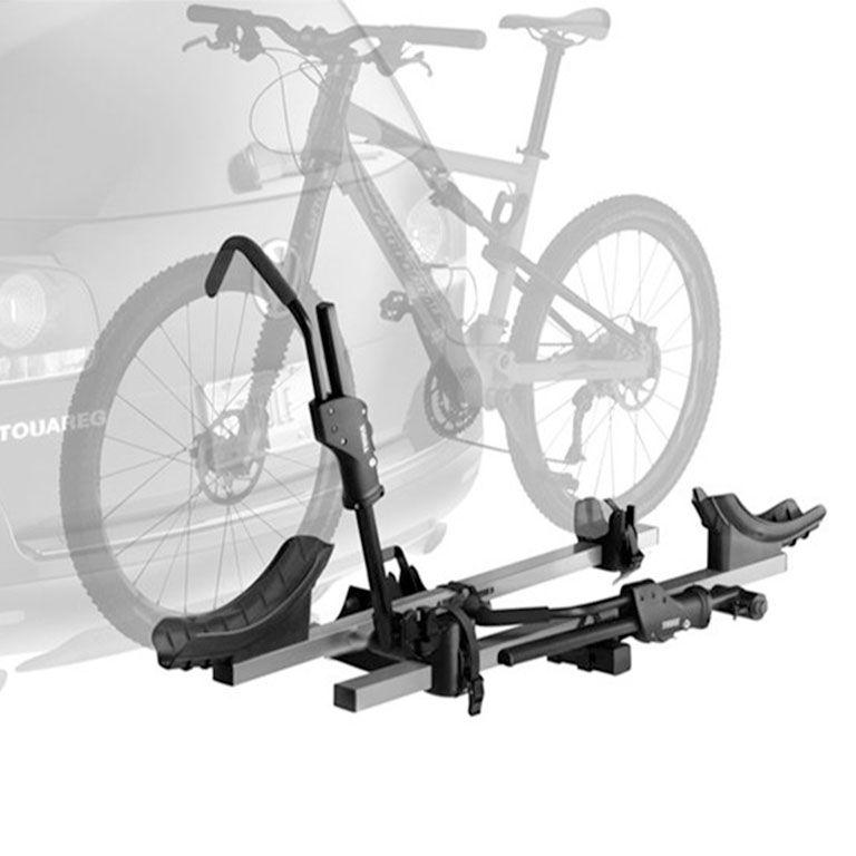 thule t2 2 bike rack for 2 receivers