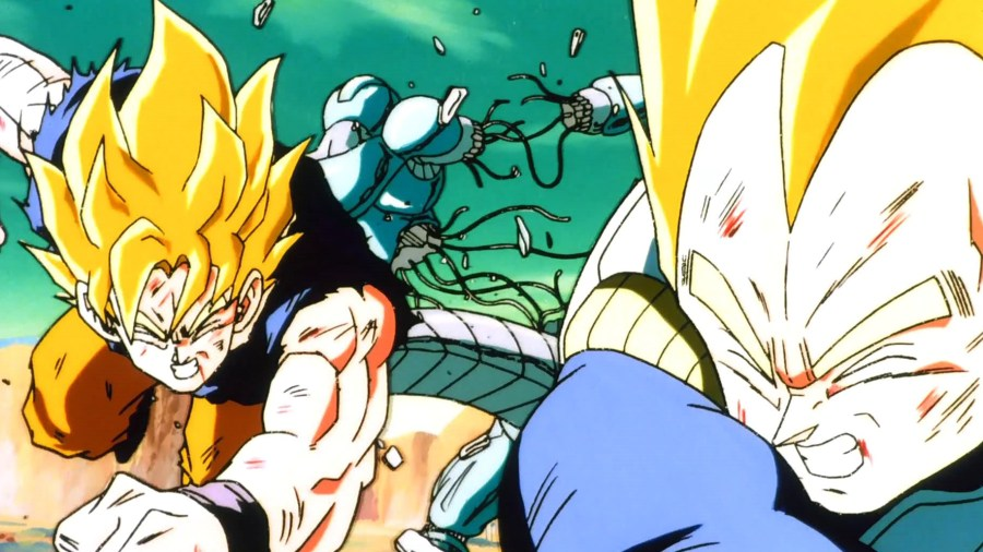 goku_and_vegeta_destroying_a_cooler_clone_return_of_cooler