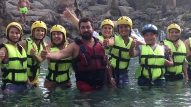 Bekir Ünal Rafting Milli Takım Kaptanı Rafting Eğitmeni Tornado Rafting (1)