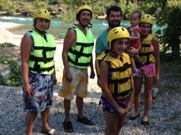 Bekir Ünal Rafting Milli Takım Kaptanı Rafting Eğitmeni Tornado Rafting (24)