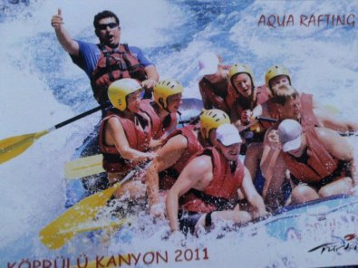 Bekir Ünal Rafting Milli Takım Kaptanı Rafting Eğitmeni Tornado Rafting (34)