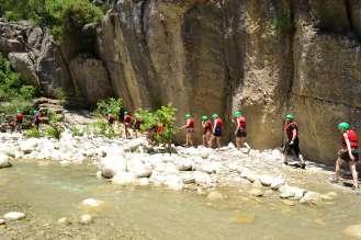 canyoning in alanya manavgat köprülü kanyon (10)