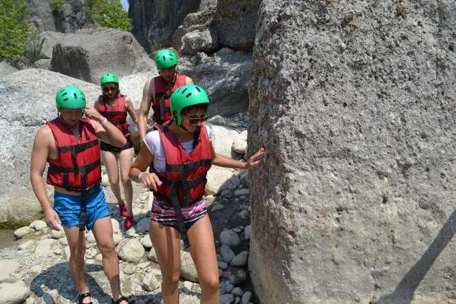 canyoning in alanya manavgat köprülü kanyon (13)