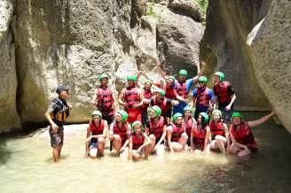 canyoning in alanya manavgat köprülü kanyon (2)