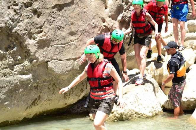 canyoning in alanya manavgat köprülü kanyon (33)