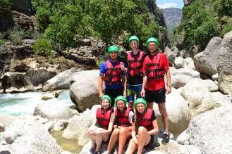 canyoning in turkey antalya manavgat rafting (15)