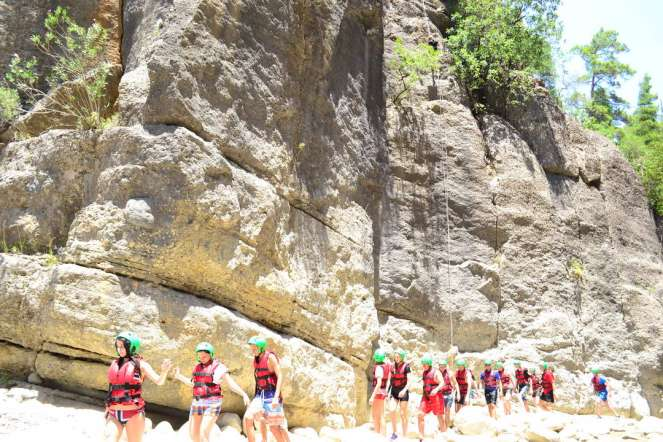 canyoning in turkey antalya manavgat rafting (7)