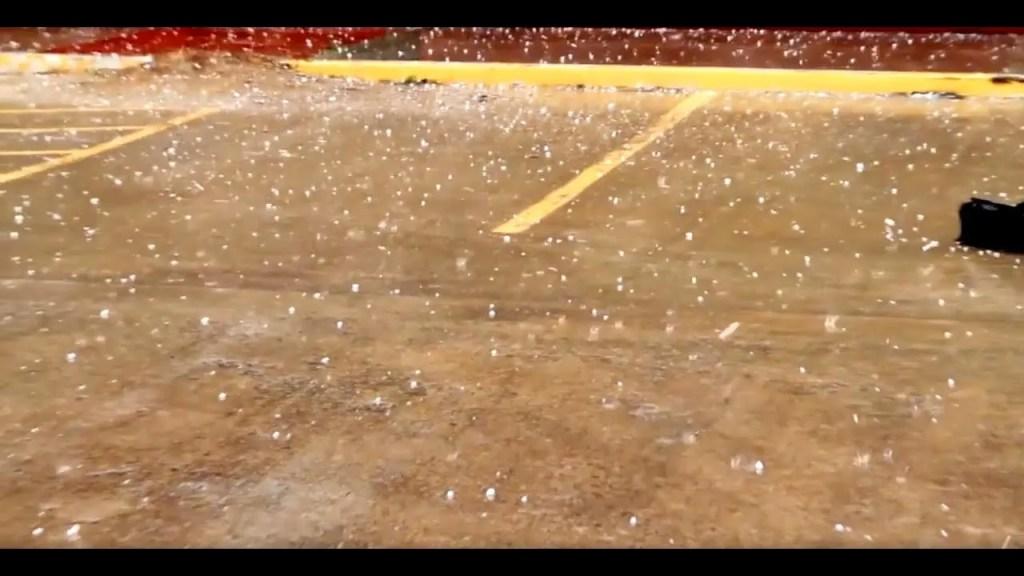 May 22, 2011 Storm Chase | Intense Hail Core Intercept near Davis, Oklahoma