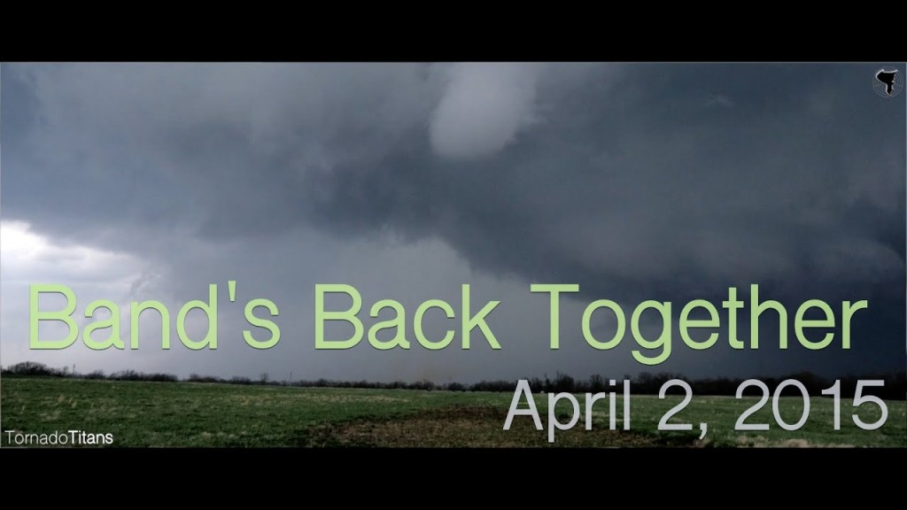 Tornado Titans Season Four: The Band's Back Together (April 2, 2015)