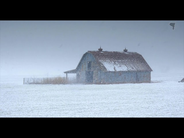 February 23, 2015  Storm Chase | Mustang to El Reno Snow
