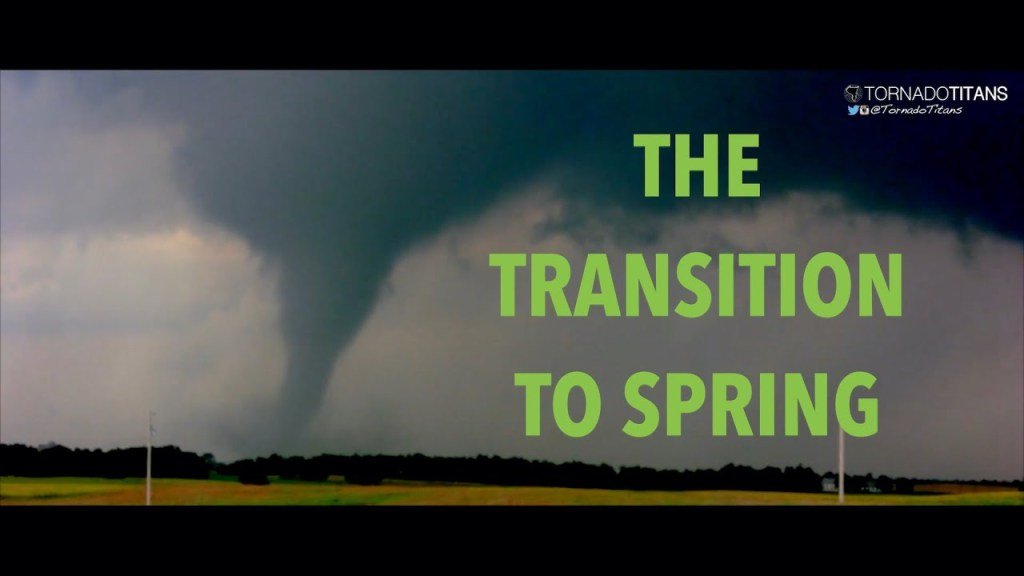 Tornado Titans Season Three: The Transition to Spring