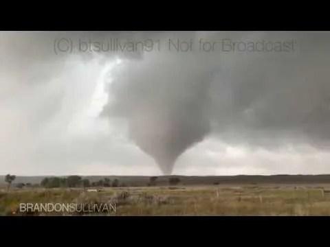 September 10th 2019 Jay Em, Wyoming Tornado
