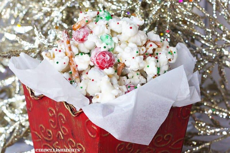 Christmas-Popcorn