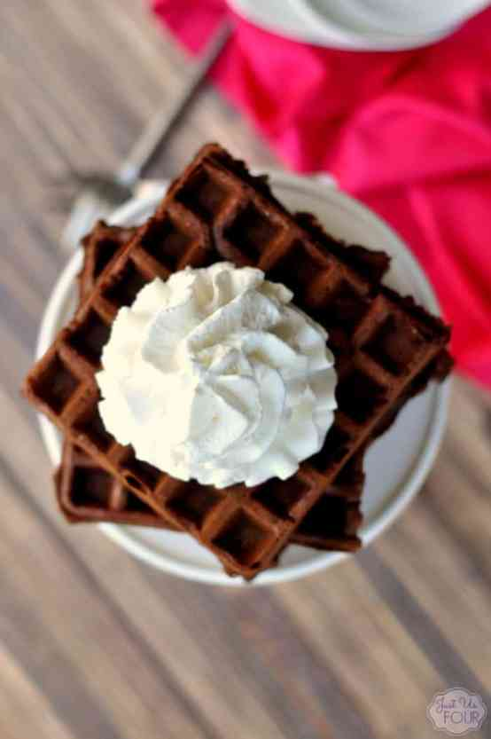 german-chocolate-waffles-7