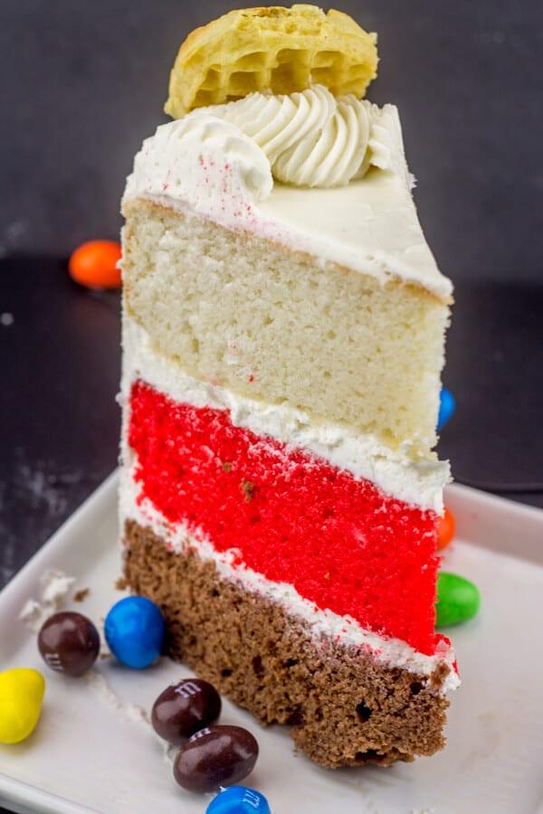 Upside Down Cake Cake Mix