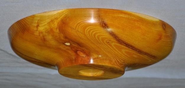 1409 piatto in osage orange