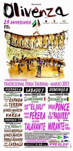 Olivenza 2015