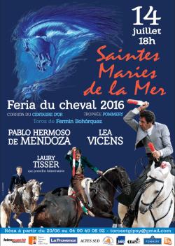 Saintes Maries de la Mer 2016
