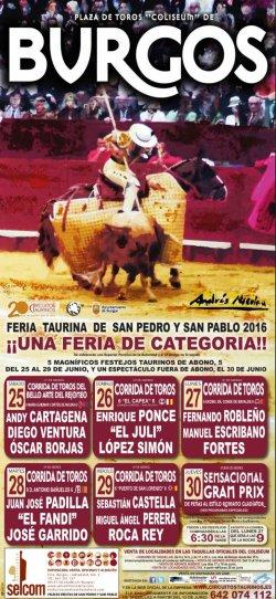 Burgos 2016