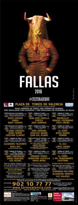Valencia Fallas 2016
