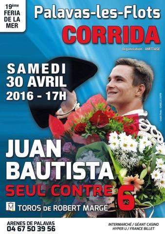 Palavas 2016. Juan Bautista