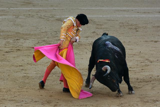 Joaquin Galdos Ventana del Puerto Madrid 23052016 Photo © Ferdinand DE MARCHI