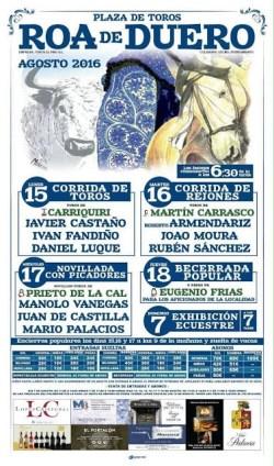 Roa de Duero 2016