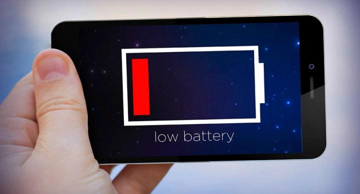 ¿Por qué tu smartphone se queda sin batería antes de llegar al 0%?