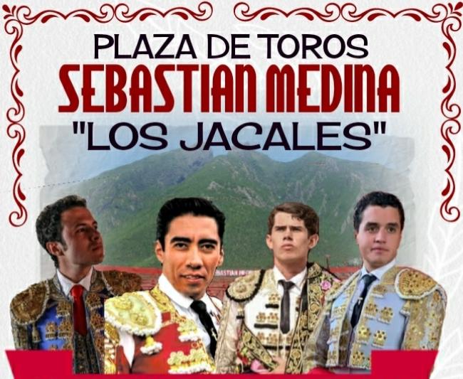 "Novillada en la plaza ""Sebastián Medina"" de Monterrey"