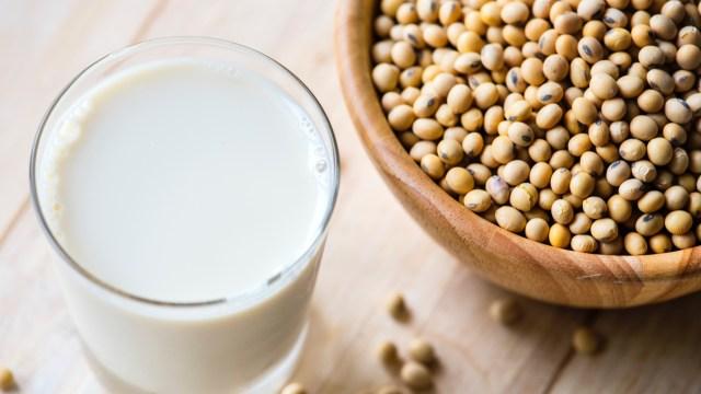 豆乳の画像