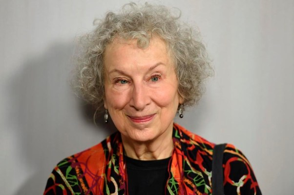 Image result for margaret atwood booker