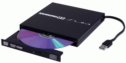Convert Internal External Usb Dvd Player
