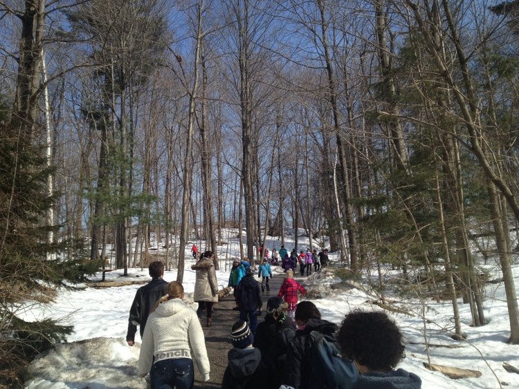 March Break Nature Camps (ages 6 to 10)