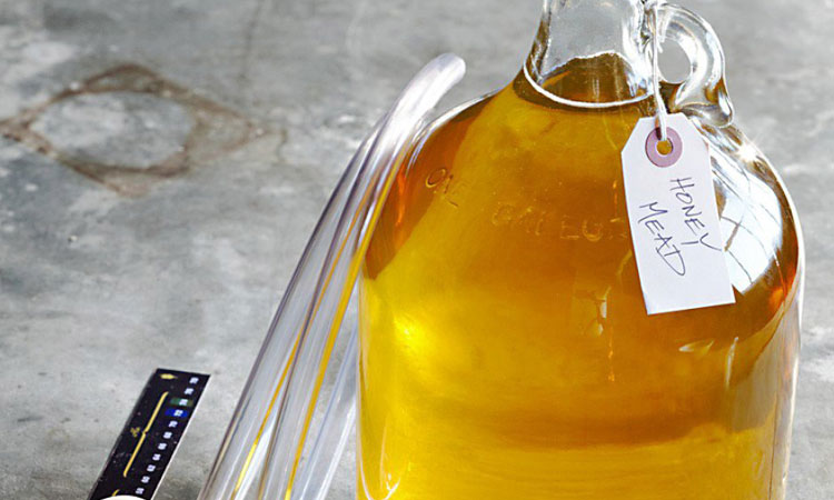 Honey Mead Making