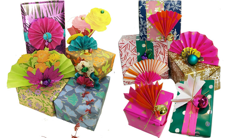 Japanese Style Gift Wrapping Workshop