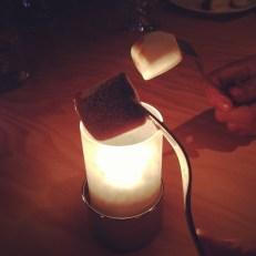Toasted Marshmallows Toast