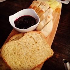Fresh Baked Bread & Homemade Jam