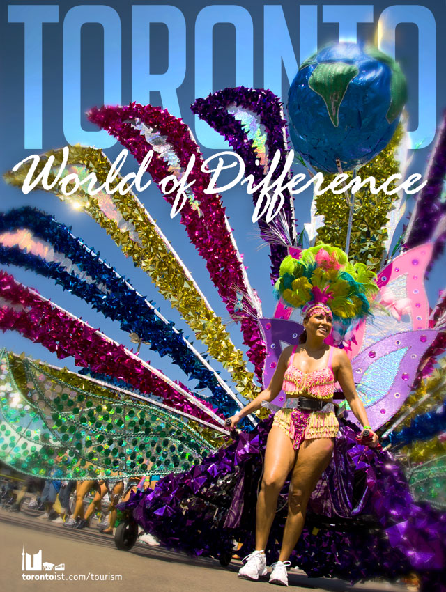 A World of Difference