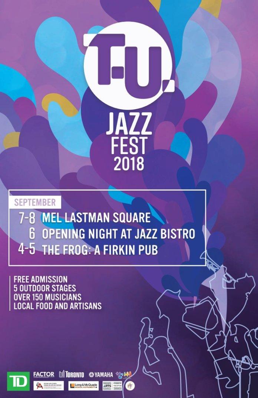T.U. Jazz Fest 2018