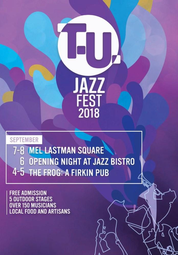 Toronto Undergraduate Jazz Fest 2018