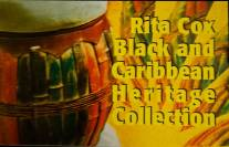 A postcard promoting the relocation of the Rita Cox Black and Caribbean Heritage Collection from the Cedarbrae library branch to its new home at the Malvern branch. The event was held at Malvern Library April 15. (Laura Ross/Toronto Observer)