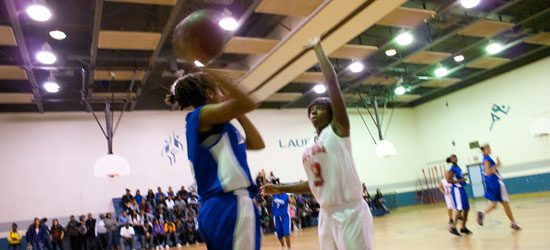 West Hill puts on its defensive game.