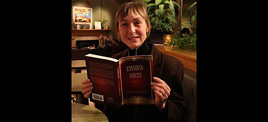 Canadian Voices: Vol. 1 was released on Nov. 10 at Toronto Supermarket Art Bar.