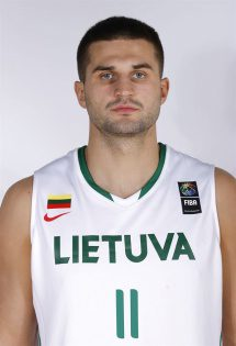 Linas Kleiza led Lithuania to a bronze medal at the 2010 FIBA world championships.