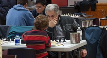 Players of all ages try to best each other in games of chess at the Birkdale Community Centre every Thursday night. Birkdale is the new home of the 50-year-old Scarborough Chess Club.