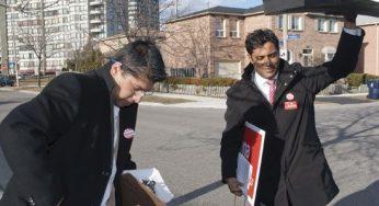 Maryam Shah/Toronto Observer