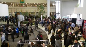 The Scarborough Civic Centre was filled with local residents for the Diversity Job Fair hosted by the TDSB.