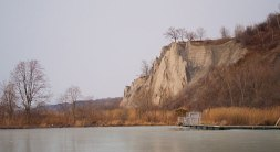 Earning its namesake 1793, the Bluffs is located on the along the eastern shore of Toronto's Lake Ontario coast, stretches 14 kilometres and towers over 211 metres.