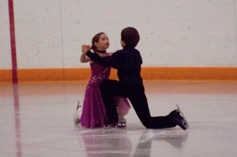 Pre-Juvenile Ice Dance